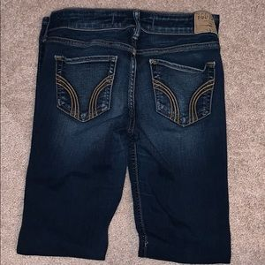 Hollister jeans, size 3 short